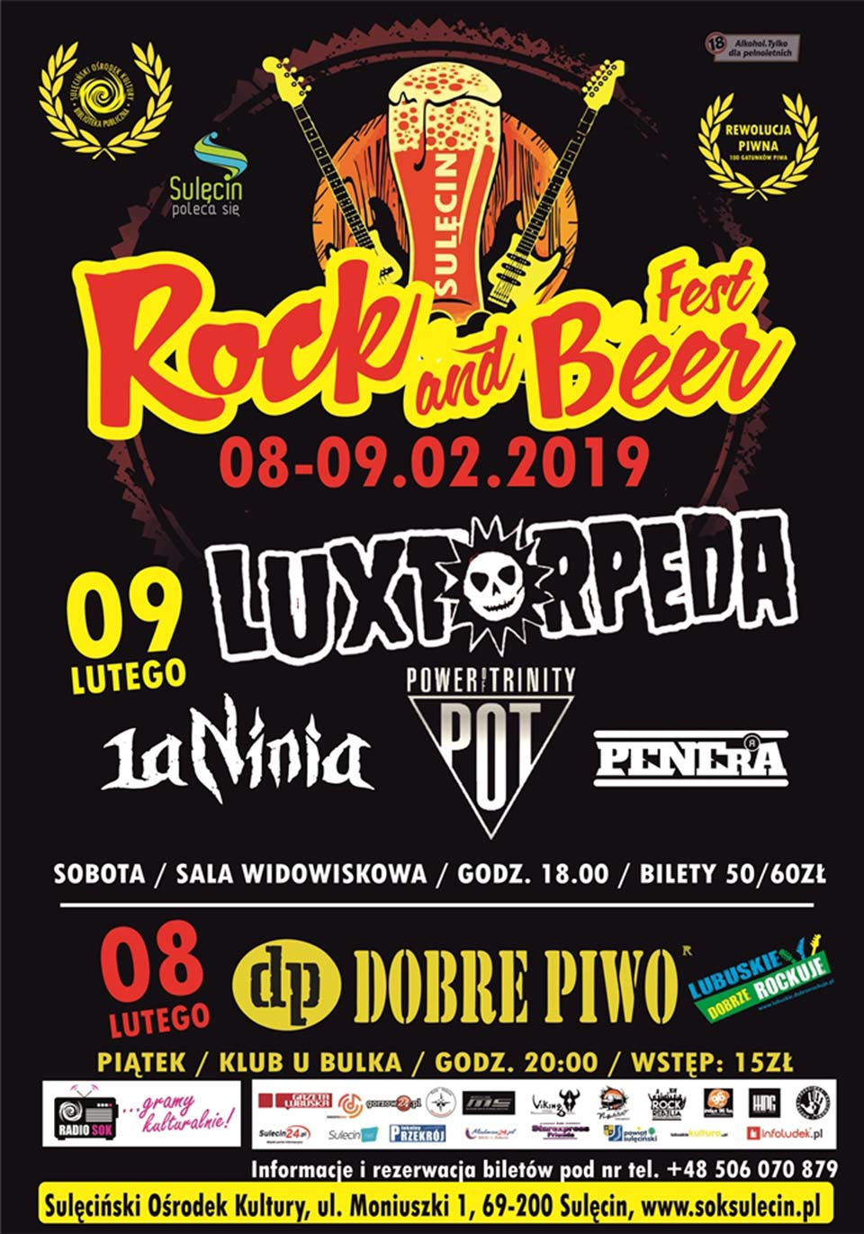Rock and beer Sulęcin 2019